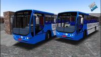 Busscar Urbanuss Pluss mb of 1722m Trascol Minas Vale Urbano v1, Urbanuss Subiu facil!!!