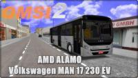 OMSI 2 AMD ALAMO Volkswagen MAN 17 230 EV