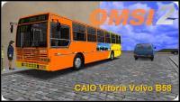 OMSI 2 CAIO Vitória Volvo B58