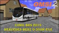 OMSI 2 Comil BRS 2015 Mercedes-Benz O-500M 6×2