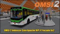 OMSI 2 Induscar Caio Apache VIP 4 Trucado 6×2