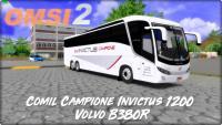 Comil Campione Invictus 1200  Volvo B380R