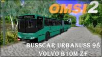 OMSI 2 Busscar Urbanuss 98 Volvo B10M ZF