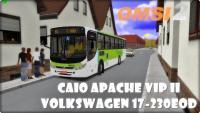 OMSI 2 Caio Apache Vip II Volkswagen 17-230 EOD