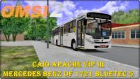 OMSI 2 CAIO Apache Vip III Mercedes Benz OF 1721 BlueTec 5