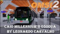 OMSI 2 Caio Millennium II O500UA By Leonardo Carvalho