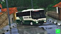 [OMSI 2] LANÇAMENTO!! Busscar El Buss 340 MB of-1721 AC (+G27) Chuva forte
