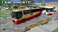 OMSI 2  LANÇAMENTO!!! Busscar El Buss 340 Mercedes Benz OF 1721 Mapa SP Brasil