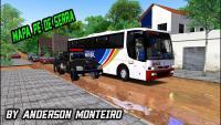 OMSI 2 MAPA PE DE SERRA (WIP) EM BREVE NO SEU OMSI (By ANDERSON MONTEIRO