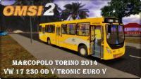 OMSI 2 Marcopolo Torino 2014 17 230 OD V Tronic Euro V
