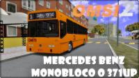 OMSI 2 Mercedes Benz Monobloco O 371UP