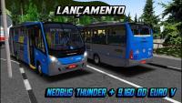 OMSI 2 Neobus Thunder+ 2016 Volkswagen 9.160 OD Euro V By L3D