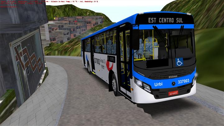 Especial Brasilia – Apache Vip IV Urbi Transportes