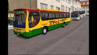 [OMSI 2] Caio Apache Vip I VW 17.210 OD Com AC – Minas Vale Urbano   Motorista louco
