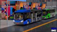 [OMSI 2] Caio Millennium BRT O-500U BlueTec 5 – Mapa SP Área 1 Linha 1019-10