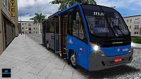 OMSI 2 – Neobus Thunder + VW 9.160 OD Euro V | Mapa Minas Vale Urbano