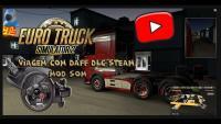 Fala Galera Trazendo Mod som para Euro Truck Simulator 2 com volante DFGT