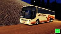 [OMSI 2] Busscar vissta buss MB O-400RSD (+G27) mapa pé de serra – Rápido Marajó