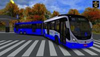 OMSI 2 – Marcopolo Viale BRT MB O500MDA   Mapa Floripa Fictício