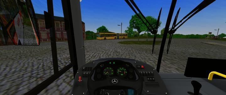 Neobus Mega 2006 MB OF-1418/1722M Padrão Petro Ita 20181223224434_1-720x304