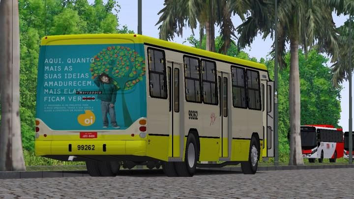 (Download) Busscar Urbanuss Pluss MB OH – 1628L & Marcopolo Torino 1999 MB OF -1721 3 Portas.