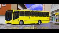 Modinho do Busscar Urbanuss Pluss MB OF-1418 Padrão Santa Catarina!