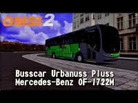 OMSI 2 – Busscar Urbanuss Pluss Mercedes-Benz OF-1722M