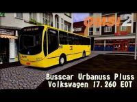 OMSI 2 Busscar Urbanuss Pluss Volkswagen 17.260 EOT