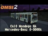 OMSI 2 CAIO Mondego HA Mercedes-Benz O-500UA (23407 – Viação Colombo)