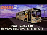 OMSI 2 Comil Svelto 2012 Mercedes Benz OF-1721 Bluetec 5
