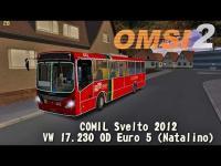 OMSI 2 COMIL Svelto 2012 VW 17.230 OD Euro 5 (Natalino)