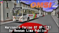 OMSI 2 – Marcopolo Torino 07 OF-1721 by Rennan Lima Publico