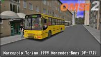 OMSI 2 Marcopolo Torino 1999 Mercedes-Bens OF-1721