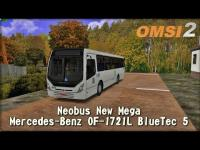 OMSI 2 Neobus New Mega Mercedes-Benz OF-1721L BlueTec 5