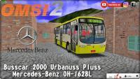 OMSI 2 – Busscar 2000 Urbanuss Pluss Mercedes-Benz OH-1628L