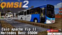 OMSI 2 Caio Apache Vip II Mercedes Benz O500M