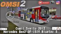OMSI 2 – Comil Svelto 2012 Mercedes Benz OF-1519 Bluetec 5