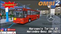 OMSI 2 Lançamento Marcopolo Torino GV Mercedes-Benz OH-1621L