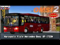 OMSI 2 Lançamento Marcopolo Viale Mercedes-Benz OF-1722M