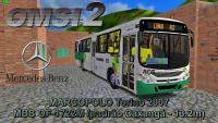 OMSI 2 MARCOPOLO Torino 2007 – MBB OF-1722M (padrão Caxangá – 13.2m)