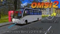 OMSI 2 Neobus Thunder+ Mercedes-Benz LO-916 BlueTec 5