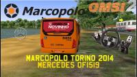 Mapa Floria- Marcopolo Torino 2014 BI850 CURITIBA