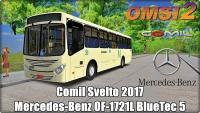 OMSI 2 – Comil Svelto 2017 Mercedes-Benz OF-1721L BlueTec 5 (W.I.P)