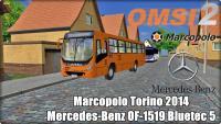 OMSI 2 Marcopolo Torino 2014 Mercedes-Benz OF-1519 Bluetec 5