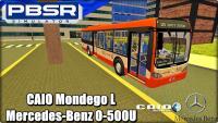 PROTON BUS SIMULATOR – CAIO Mondego L Mercedes-Benz O-500U