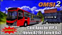 OMSI 2 Caio Apache VIP 4 Volvo B270F Euro V 6×2