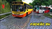OMSI 2 CAIO APACHE VIP II OF- 1722M PADRÃO BH LINHA 160 SUBINDO MORRO DO JARDIM AMERICA