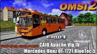 OMSI 2 CAIO Apache Vip IV Mercedes-Benz OF-1721 BlueTec 5 (GI027-Viação Cidade Sorriso)