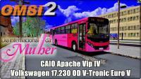 OMSI 2 CAIO Apache Vip IV Volkswagen 17.230 OD V-Tronic Euro V