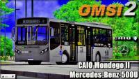 OMSI 2 CAIO Mondego II Mercedes-Benz-500U